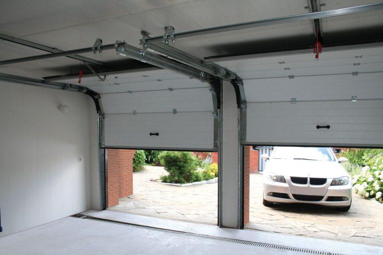 подъемно секционные гаражные ворота в уфе цены